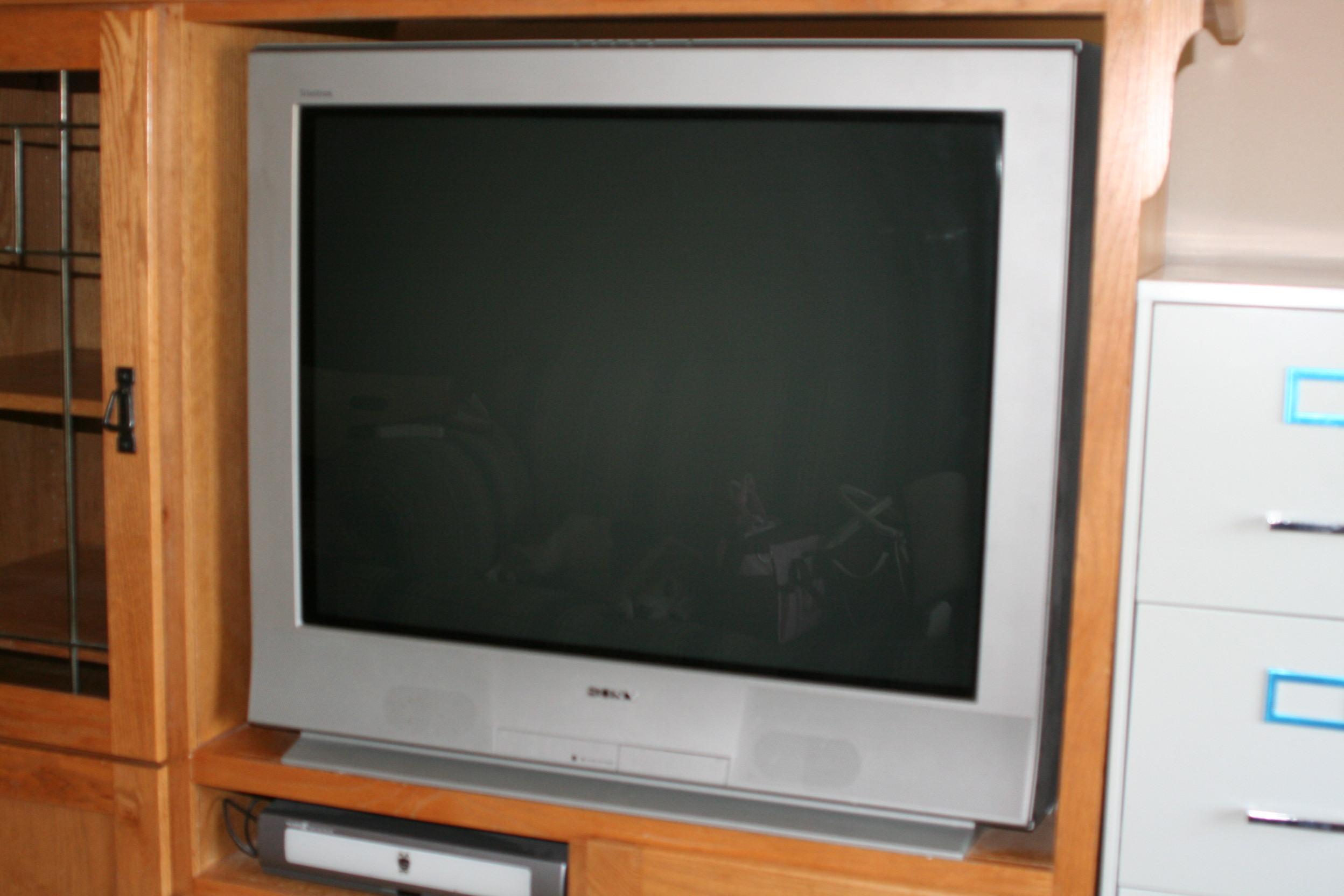 Sony Trinitron Wega 36