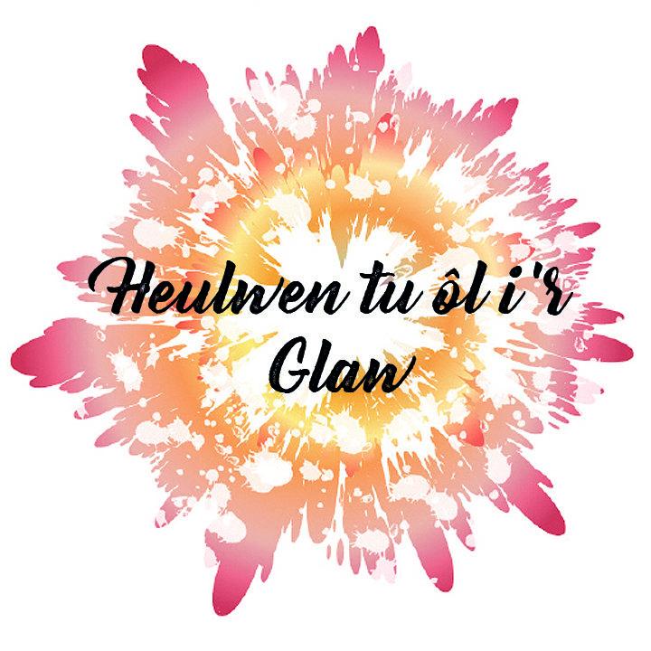 Heulwen tu ôl i'r Glaw