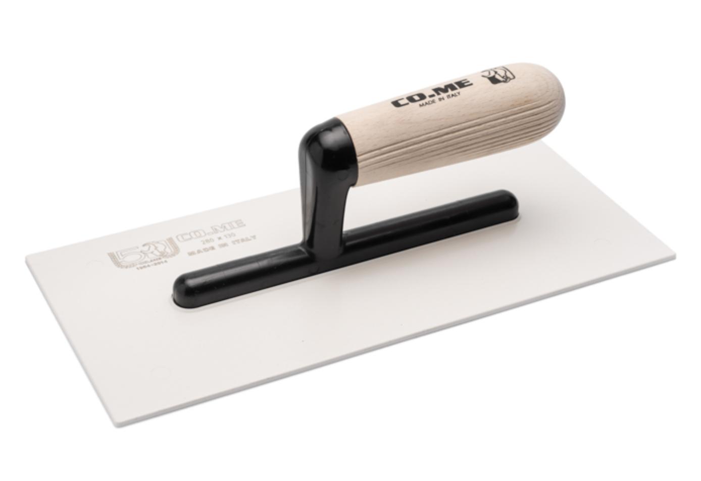330-PVC/ABS trowel wood handle (non-bevel edge) 020