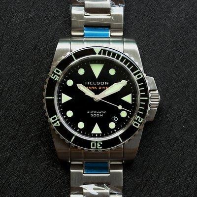 Shark Diver 40 steel