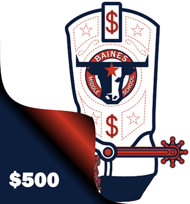 Longhorn Loot $500 Donation