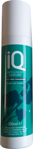 IQ Intelligent Hair Care Tea-Tree Shampoo 300ml
