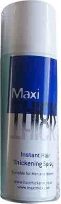 Maxi Thick Instant Hair Thickening Spray 200ml