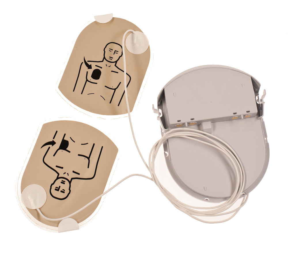 Samaritan Pad Pak – ADULT (Battery and Adult pads in one unit)