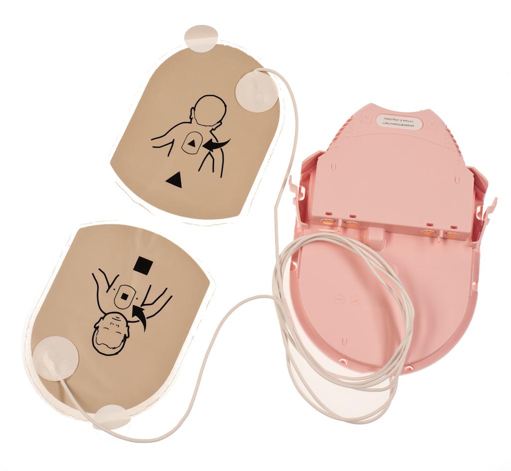 Samaritan Ped Pak – PEDIATRIC (Battery and Pediatric pads in one unit) AEDS37