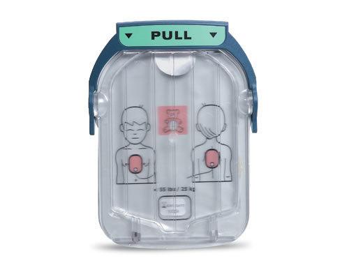 INFANT/CHILD SMART Pads cartridge (1 pair) AEDP17