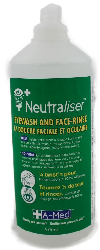 Neutraliser Eye/wound wash  500 ml - ea