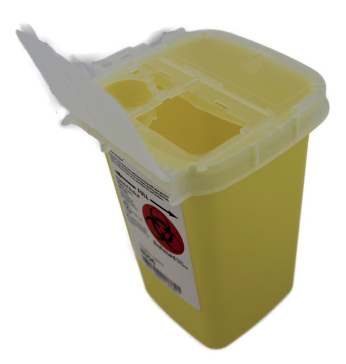 Sharps container 3.4L