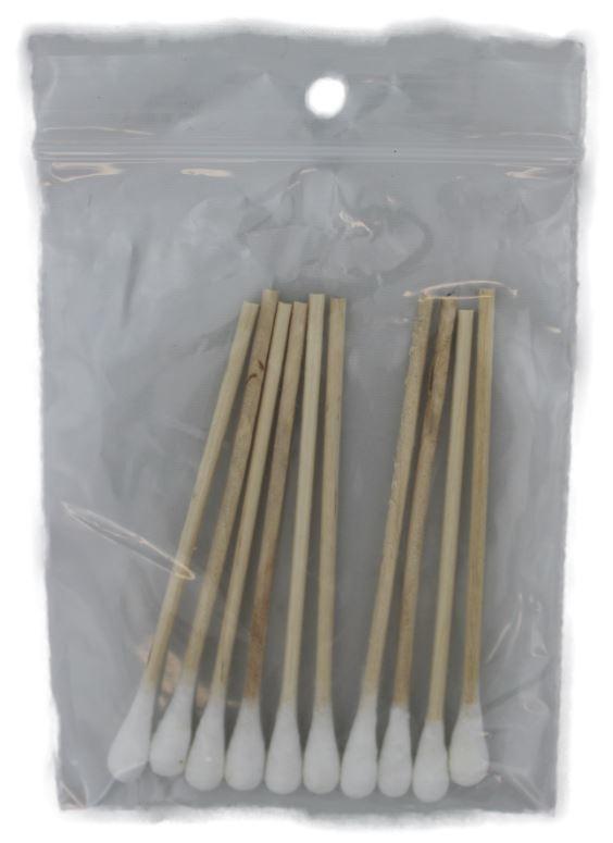 Cotton tip applicators - pkg of 12