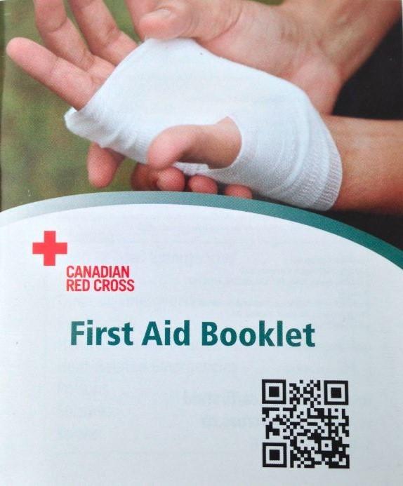 Red cross pocket guide