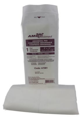 Abdominal dressings Sterile 20 cm x 25 cm - ea