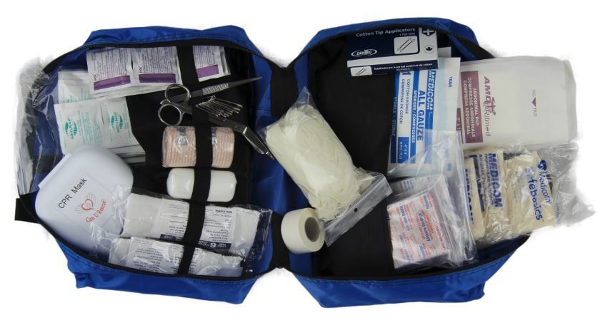 British Columbia  First Aid Kits Level 1