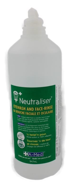 Neutraliser Eye/wound wash  1L - ea