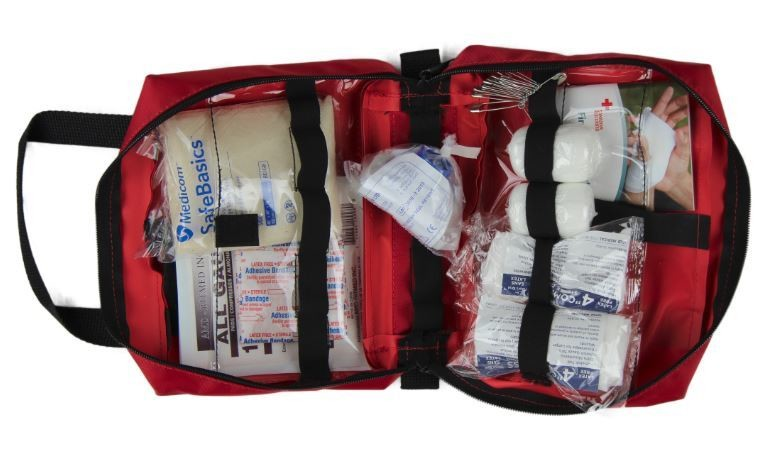 Ontario  Reg. 1101 First Aid Kits - SCH 8
