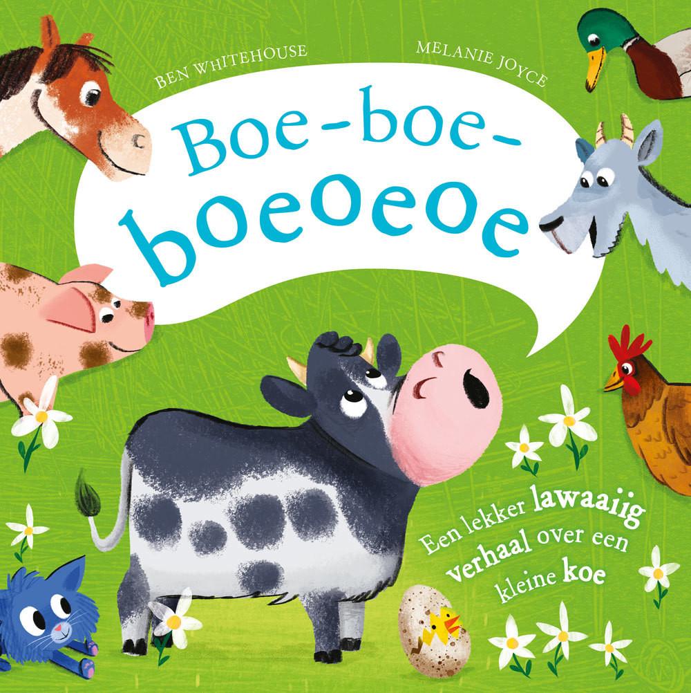 Boek. 'Boe-boe-boeoeoe'
