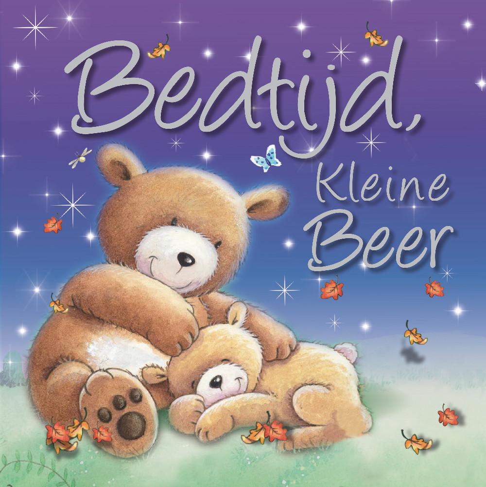 Boek. 'Bedtijd kleine beer'