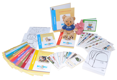 Thema Welkom Kiki en gratis Startpakket t.w.v. 49,50 euro i.c.m. inclusief 12 thema's