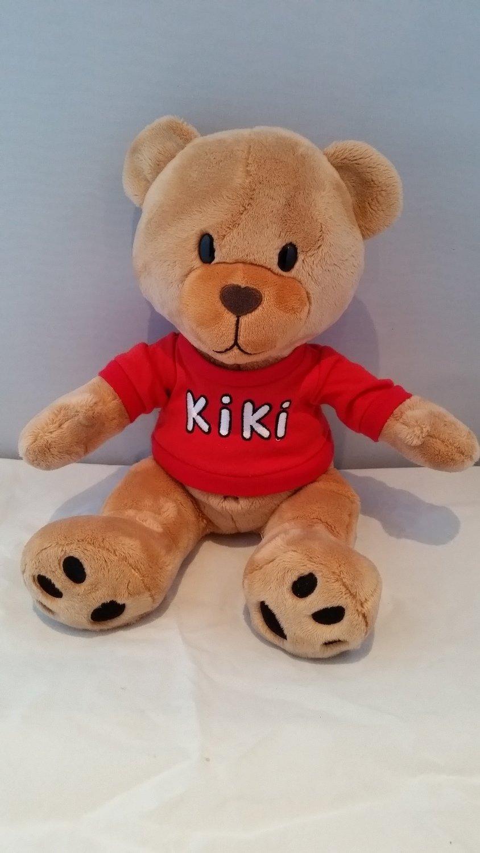 Beer Kiki klein + rood Kiki t-shirt, ACTIE! Van 5 voor €37,50 nu voor €25,-