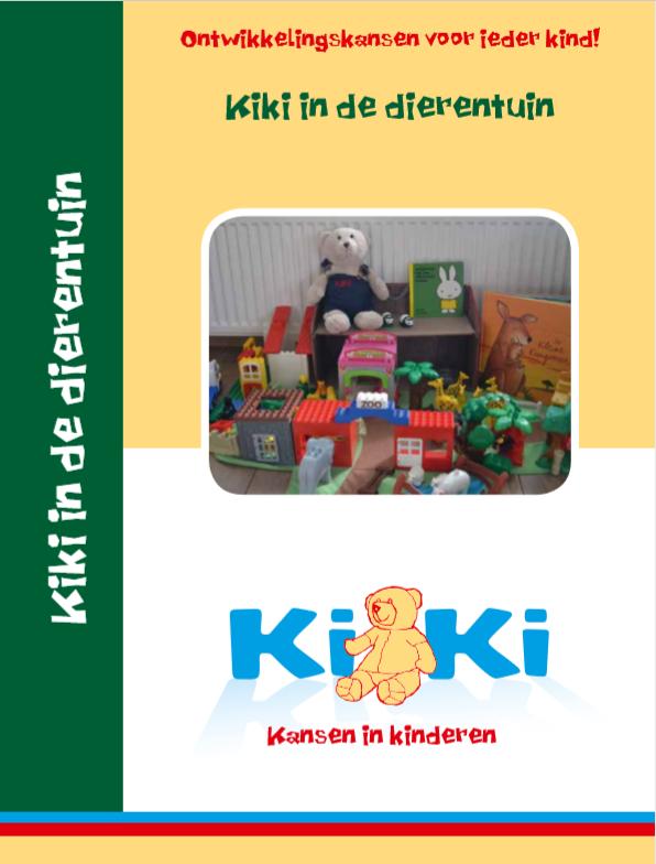 Thema Kiki en de dierentuin dieren