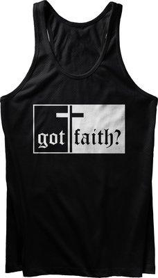 Got Faith tank top