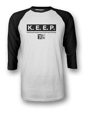 K.E.E.P Baseball T