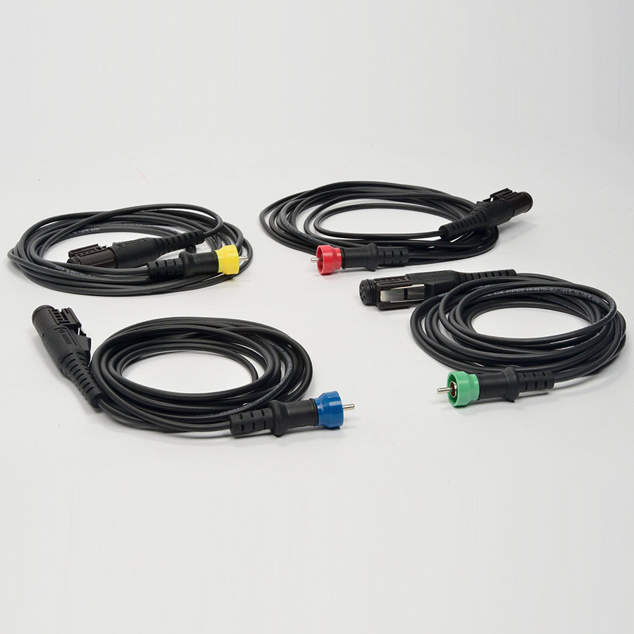VCMM Secondary Ignition Transducer Cables (set of four)