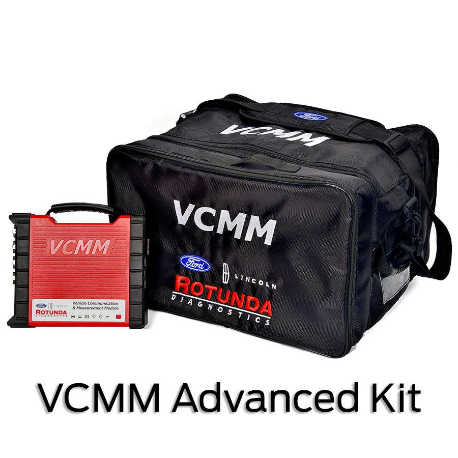Vehicle Communication & Measurement Module (VCMM) Advanced Kit F0128
