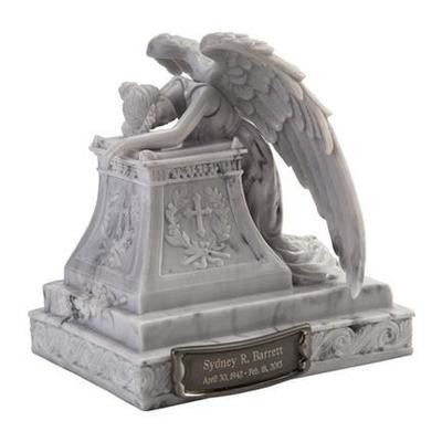 Mourning Angel Urn