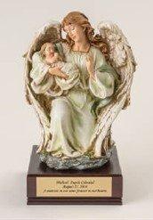 Angel Holding Baby Urn   U-AHB 636225539478