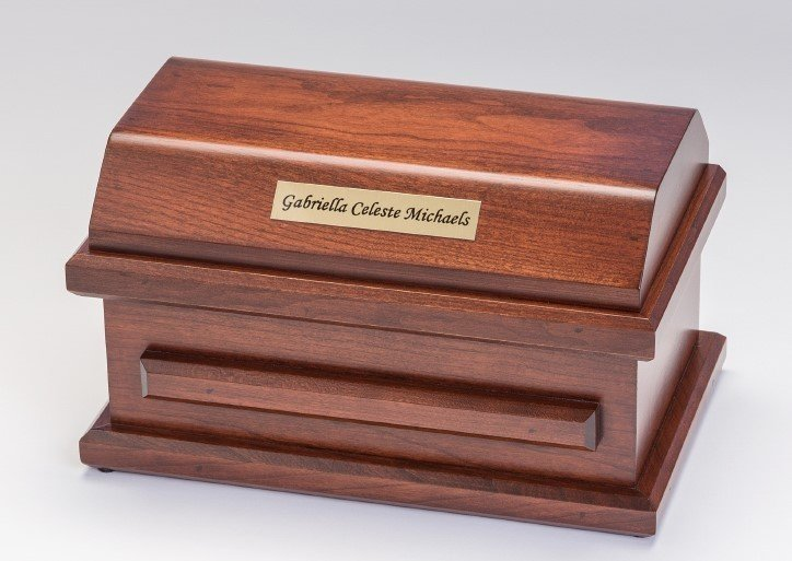 Cherry Miscarriage Casket (up to 19 weeks)     C-9-CH 636225539607
