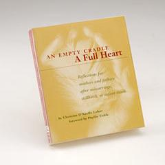 An Empty Cradle/A Full Heart Book B-ECFH 636225539775