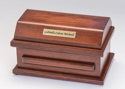 Cherry Miscarriage Casket (up to 19 weeks)     C-9-CH