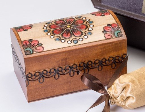 Wood Casket Without a Vault (up to 13 weeks) Choose one of three caskets  C-4-Choice