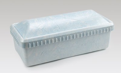 Serenity Casket/Vault combo 30 inch  (white, pink, or blue)   C-24-Ser