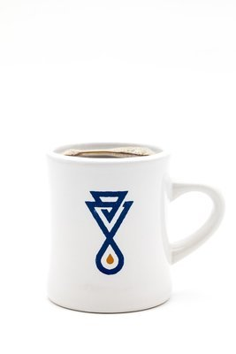 VVC Cafe Style Coffee Mug