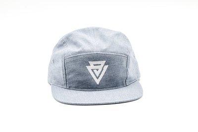 Vice & Virtue Gray 5-Panel Hat