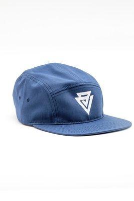 Vice & Virtue Blue 5-Panel Hat