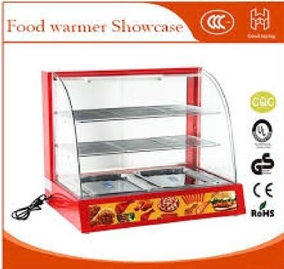 warmer showcase