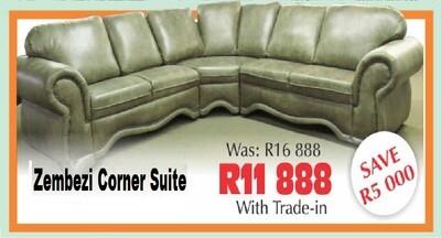 Zembizi corner Suite