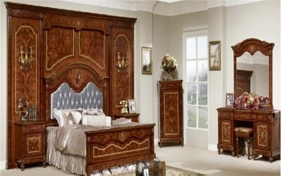 King Size Wall Bed Bedroom Suite