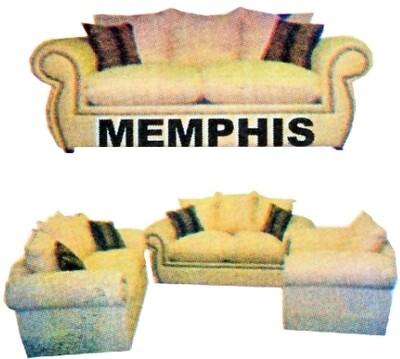 MEMPHIS 3 PIECE DESIGNER LOUNGE SUITE