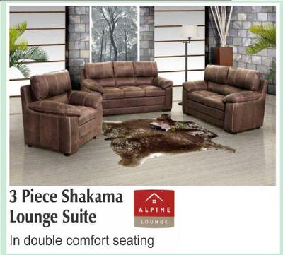 3 Piece Shakama Lounge Suite with Trade-Inn