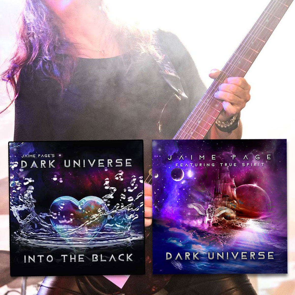 Dark Universe CD Bundle - Get Both!