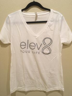 Elev8 Your Life T-Shirt - Ladies