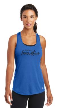 Blue Body by Innov8tive Tank