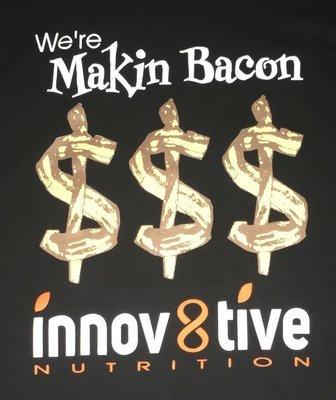 Makin' Bacon T