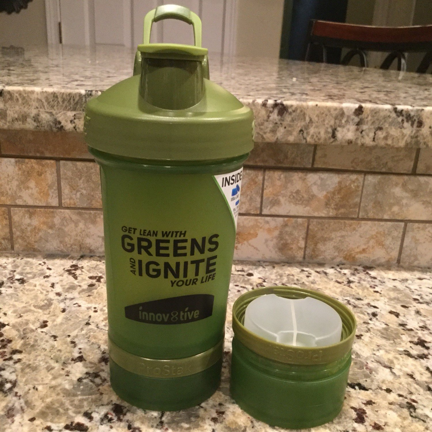 Greens ProStak® Blender Bottle®