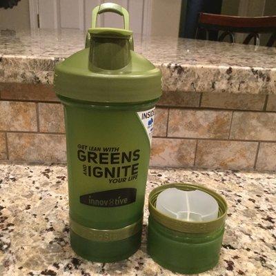 Greens ProStak® Blender Bottle®