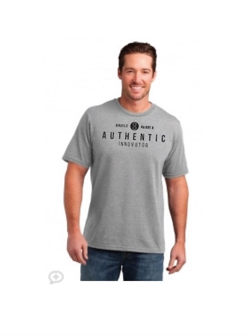 """Authentic Innov8tor"" T-Shirt"