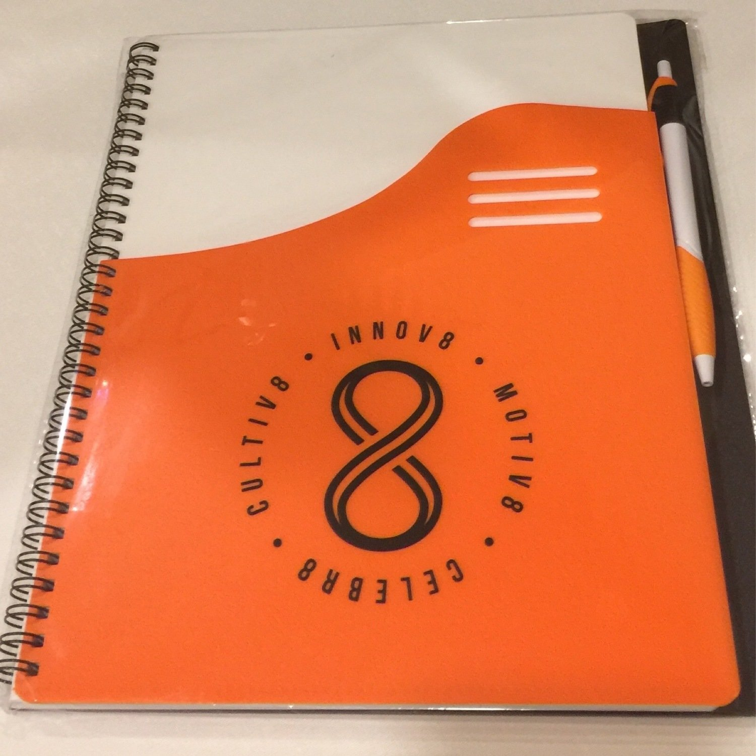Innov8 Notebook with Pen